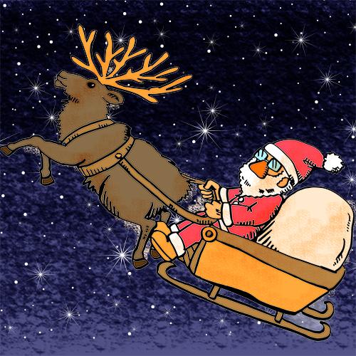 いろいろあった今年も全部ひっくるめて言います、メリークリスマス‼‼