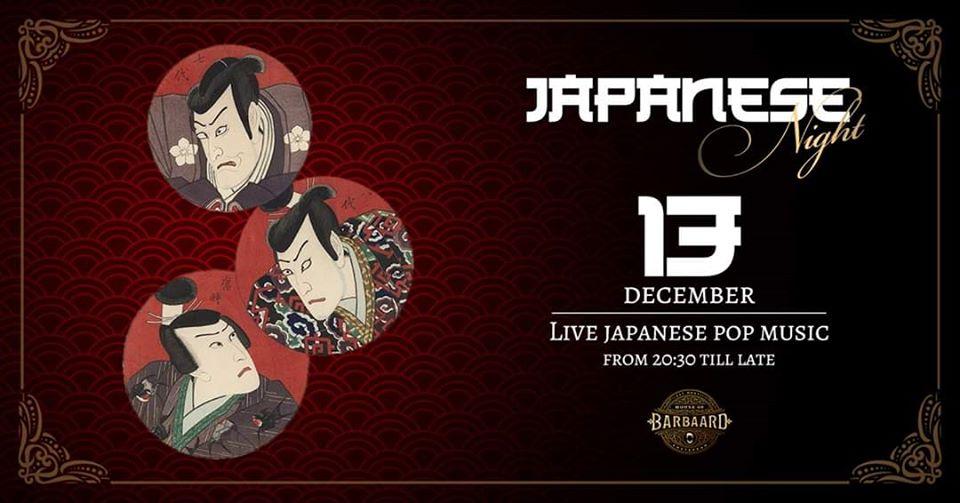 """Buổi hòa nhạc """"Japanese Night"""""""